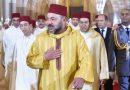 جلالة الملك يؤدي صلاة عيد الفطر بمسجد أهل فاس بالمشور السعيد بالرباط